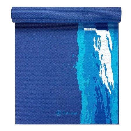 Mata do jogi Oceanscape Gaiam 173 x 61 x 0,6 cm