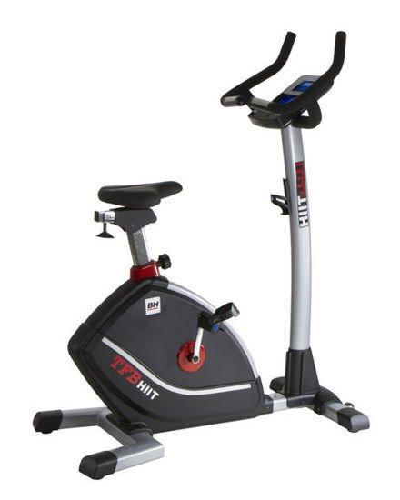 Rower stacjonarny treningowy I.TFB HIIT Dual BH Fitness