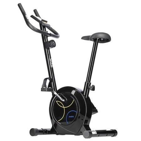 Rower treningowy magnetyczny RM8740 One Fitness czarny